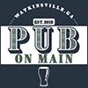 The Pub on Main in Watkinsville Restaurant